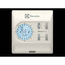Терморегулятор Electrolux Avantgarde ETA-16 (кнопочный, программируемый)