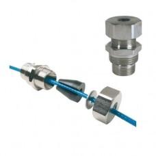 """Муфта (сальник) для ввода нагревательного кабеля внутрь трубы (1/2"""" и 3/4"""")"""