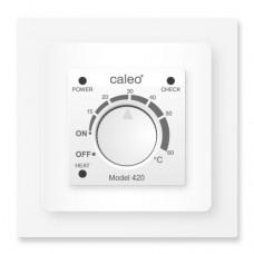 Терморегулятор Caleo 420 с адаптерами (встраиваемый), 2 кВт