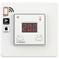 Терморегулятор Terneo ax (Wi-Fi, программируемый, встраиваемый), 3 кВт