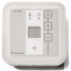 Терморегулятор Эрголайт ТР 09 (накладной, цифровой), 3,5кВт