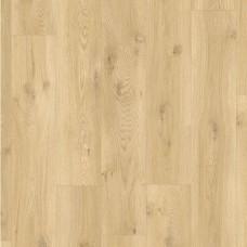 Виниловый ламинат (ПВХ плитка) Quick Step (Квик Степ) Livyn Balance Click Бежевый дуб