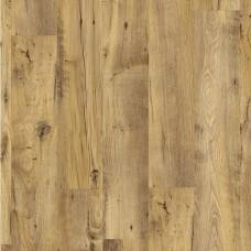Виниловый ламинат (ПВХ плитка) Quick Step (Квик Степ) Livyn Balance Click Каштан Винтажный натуральный