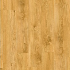 Виниловый ламинат (ПВХ плитка) Quick Step (Квик Степ) Livyn Balance Click Классический натуральный дуб