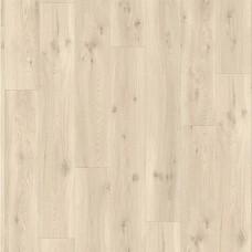 Виниловый ламинат (ПВХ плитка) Quick Step (Квик Степ) Livyn Balance Click Светло-бежевый дуб