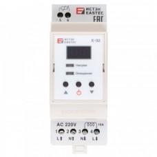 Терморегулятор EASTEC E -32 DIN (На DIN рейку), 3,5 кВт