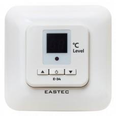 Терморегулятор EASTEC Е-34  (встраиваемый, кнопочный), 3,5кВт