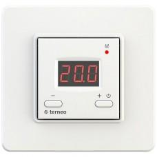 Терморегулятор Terneo st (кнопочный, встраеваемый), 3 кВт