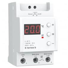 Терморегулятор Terneo b на 32 А (для больших мощностей), 6 кВт