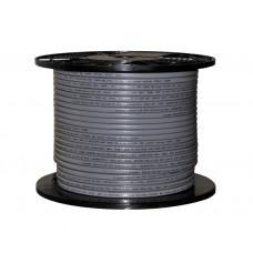 Греющий кабель саморегулирующийся для обогрева труб, кровли и взрывоопасных зон с защитным экраном xLayder xLayder EHL16-2CR RST, 16 Вт/ пог. м