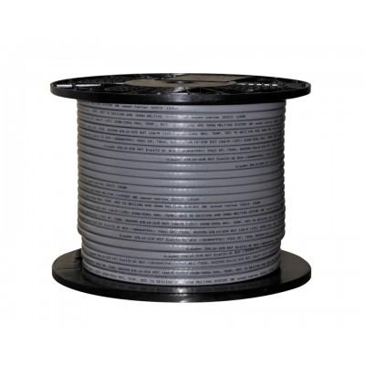 Греющий кабель саморегулирующийся, для водопровода, для обогрева труб, кровли, резервуаров и взрывоопасных зон купить по низкой цене в Красноярске