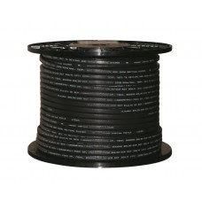 Греющий кабель саморегулирующийся для обогрева труб и кровли с защитным экраном xLayder EHL30-2AR RST, 30 Вт/ пог. м
