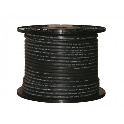 Греющий кабель саморегулирующийся, для водопровода, для обогрева труб, купить по низкой цене в Красноярске