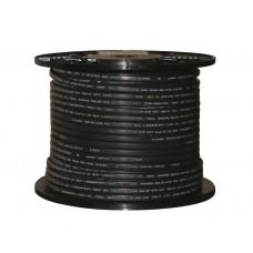 Греющий кабель саморегулирующийся для обогрева труб, кровли и взрывоопасных зон с защитным экраном xLayder EHL30-2CR RST, 30 Вт/пог. м