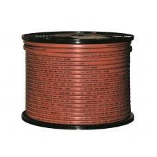 Греющий кабель саморегулирующийся для обогрева труб, кровли и взрывоопасных зон с защитным экраном xLayder EHL40-2CR RST, 40 Вт/пог. м