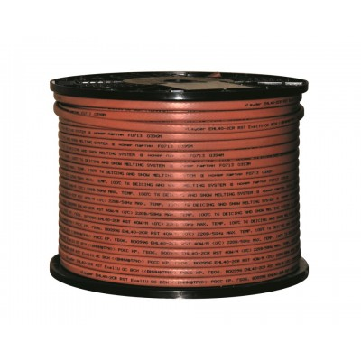 Греющий кабель саморегулирующийся, для водопровода, для обогрева труб, для обогрева кровли, купить по низкой цене в Красноярске