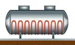 Саморегулирующийся кабель для обогрева резервуаров
